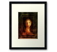 Lady Vandelay Framed Print