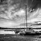 Tides Out - Warneet by Christine  Wilson Photography