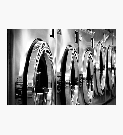 Westview, PA: Spin Cycle Photographic Print