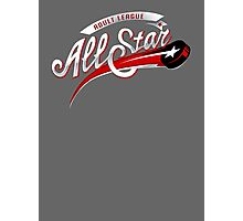 Adult League All-Star Photographic Print
