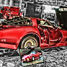 red VETTE by Robert Beck