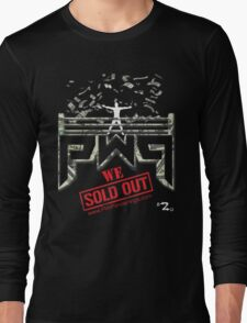 PWP - WE SOLD OUT (BLACK SHIRT) Long Sleeve T-Shirt