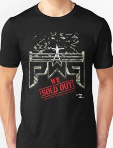 PWP - WE SOLD OUT (BLACK SHIRT) Unisex T-Shirt