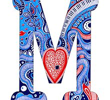 M by Kseniya Beliaeva