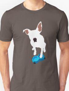 Puppy Desires Dinner Unisex T-Shirt