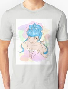 Corset girl Unisex T-Shirt