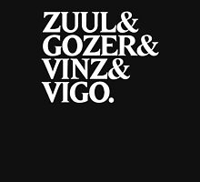 Zuul&Gozer&Vinz&Vigo Men's Baseball ¾ T-Shirt