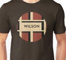 WILSON Subway Station Unisex T-Shirt