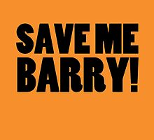 Save Me Barry! by cailinB