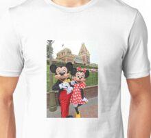 Mickey and Minnie Unisex T-Shirt