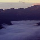 Boroka Lookout at Halls Gap at Sunrise by Matt Jones