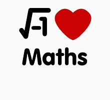 i heart maths Unisex T-Shirt