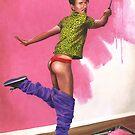 Rosy Cheeks, Starring Bobby Trendy by Paul Richmond
