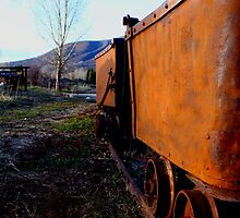 Rusty Transport by velkovski
