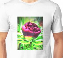 Bold Beauty of the Rose Unisex T-Shirt