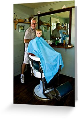The Barber Shop-PA Heritage Festival by BigD