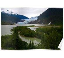 Alaskan Beauty Poster