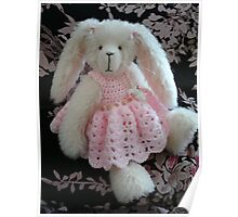 Phillipa Bunny by Wee Darlin Bears Poster