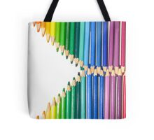 Pencil Zip Tote Bag