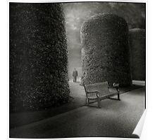 Bench I Poster