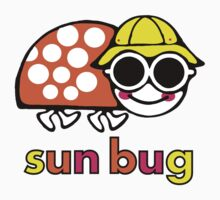 VW Sun Bug (colored text) by aj4787