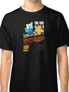 Super Adventure Bros! Classic T-Shirt