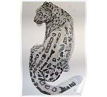 The Snow Leopard Poster