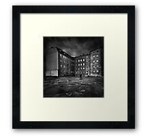 City I Framed Print