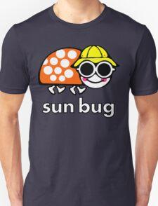 VW Sun Bug (white text) T-Shirt