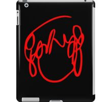 Ramona Flowers Red - Have you seen a girl with hair like this - Scott Pilgrim vs The World iPad Case/Skin