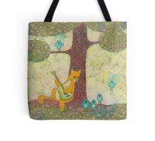 SING A SONG Tote Bag