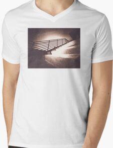 Through The Eye Of A Pinhole Mens V-Neck T-Shirt