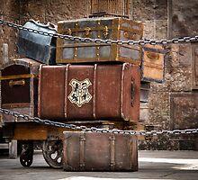 Destination: Hogwarts by Scott Smith