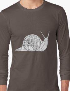 Franny's Snail Long Sleeve T-Shirt