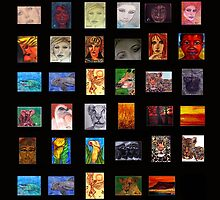 An Artist Lost in Different Styles by Mariaan Maritz Krog Fine Art Portfolio