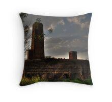 Fairland Brickyard Throw Pillow