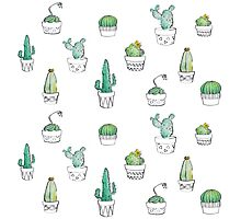 Cactus Photographic Print