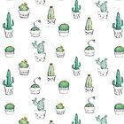 Cactus by katiemunro