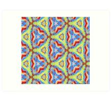 ( DIMK )  ERIC WHITEMAN ART   Art Print