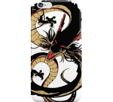 Black Dragon iPhone Case/Skin