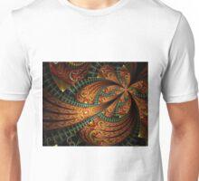 Phoenix fractal Unisex T-Shirt