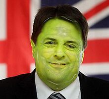 Toad of Toadhall - the real face of Nick Griffin and the BNP by OriginalSyna