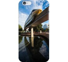 Just Passing By iPhone Case/Skin