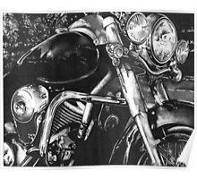 Kawasaki Vulcan Poster