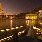 Sacred flame, India by lgraham