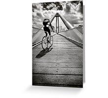 Urban Race | 02 Greeting Card