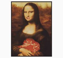 Mona Lisa Loves Valentine Candy Kids Clothes