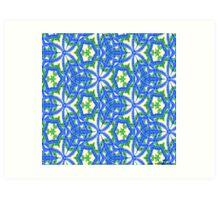 ( BASIT )  ERIC WHITEMAN ART   Art Print