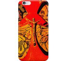Upholstery  Pac-Man Sacrifice Their Messiah  iPhone Case/Skin
