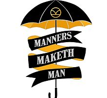 Manners Maketh Man by Rachel Tolleson